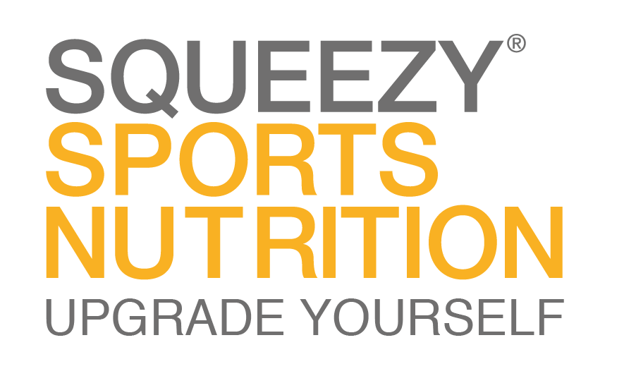 SQUEEZY SPORTS NUTRITION UPGRADE YOURSELF